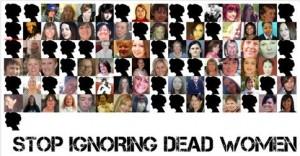 stop ignoring dead women