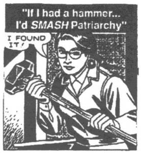smash patriarcy
